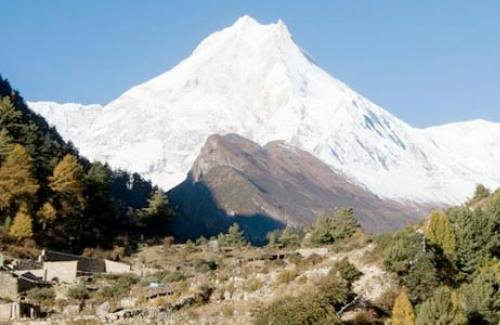 Manaslu Region Trek